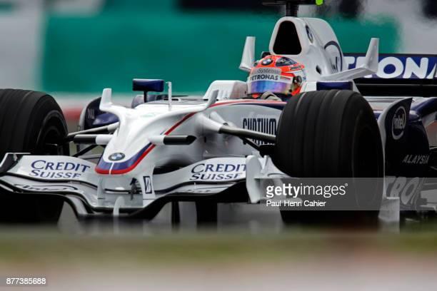 Robert Kubica BMW Sauber F108 Grand Prix of Malaysia Sepang International Circuit 23 March 2008