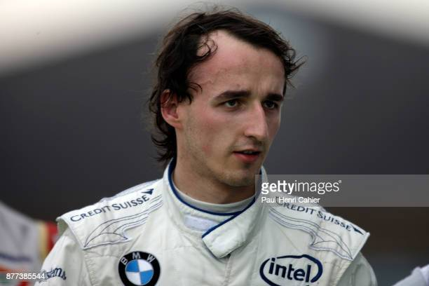 Robert Kubica Grand Prix of France Circuit de Nevers MagnyCours 22 June 2008