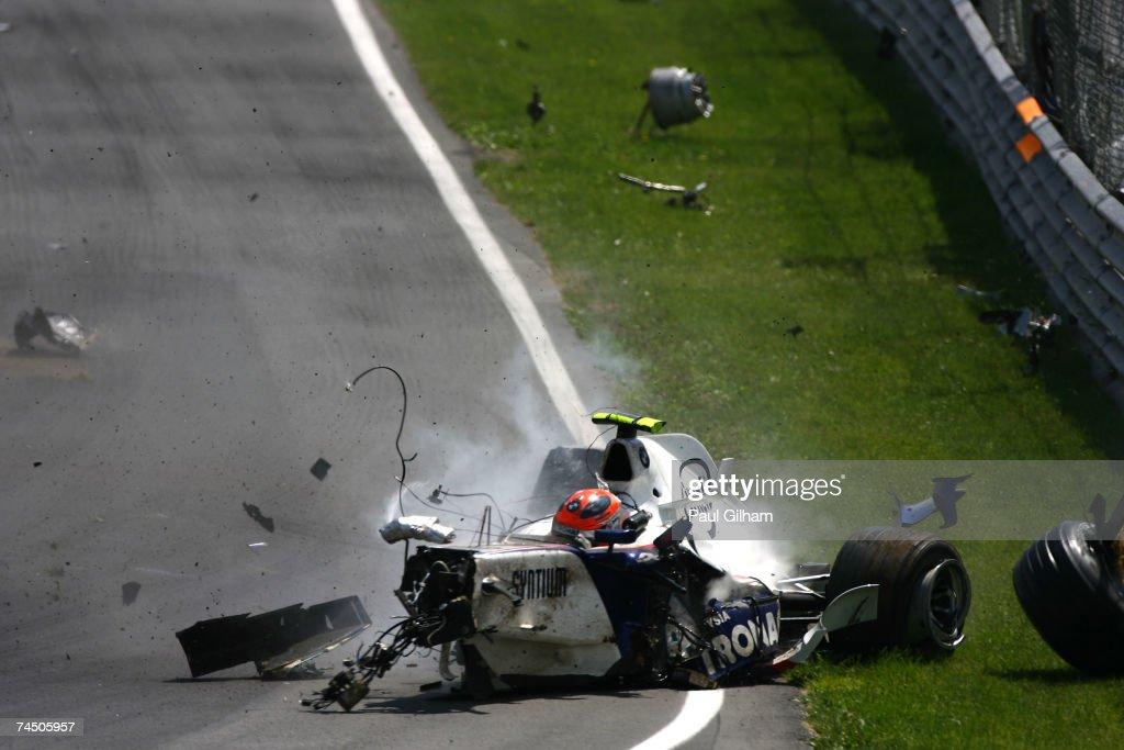 Canadian Formula One Grand Prix : ニュース写真