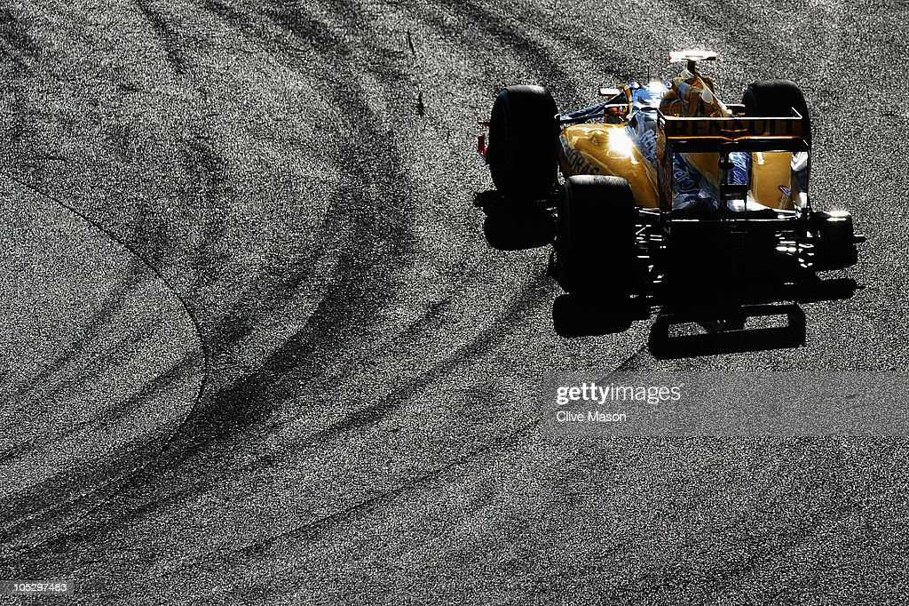 F1 Japanese Grand Prix - Race : News Photo