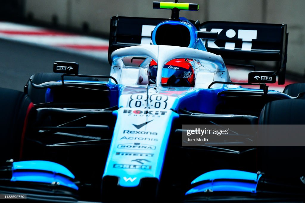 F1 Grand Prix of Mexico - Qualifying : News Photo
