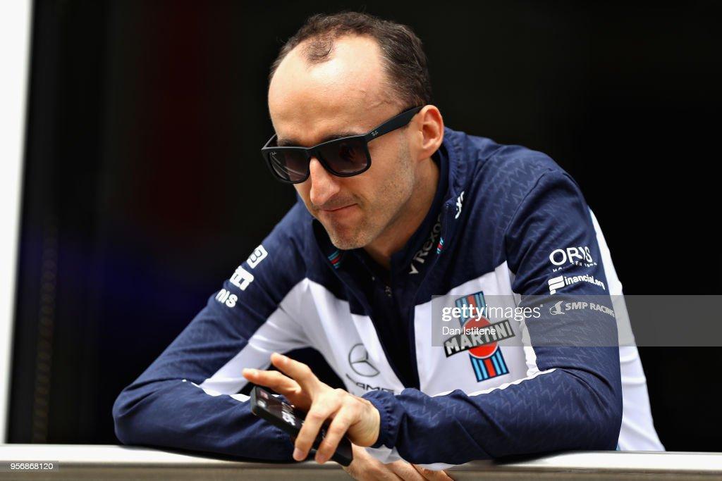 Spanish F1 Grand Prix - Previews