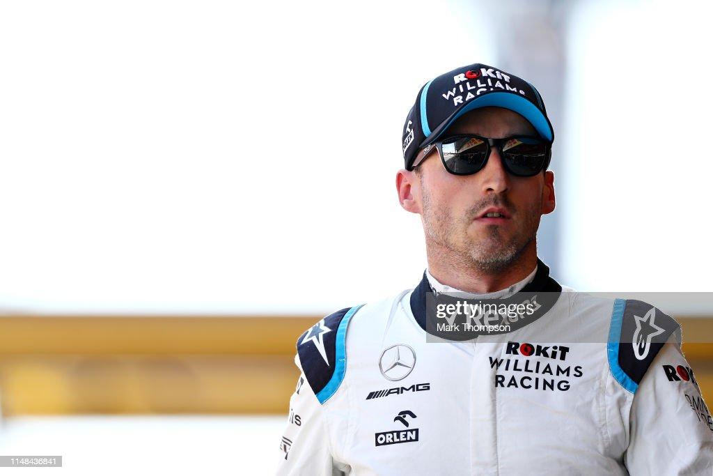 F1 Grand Prix of Spain - Qualifying : News Photo
