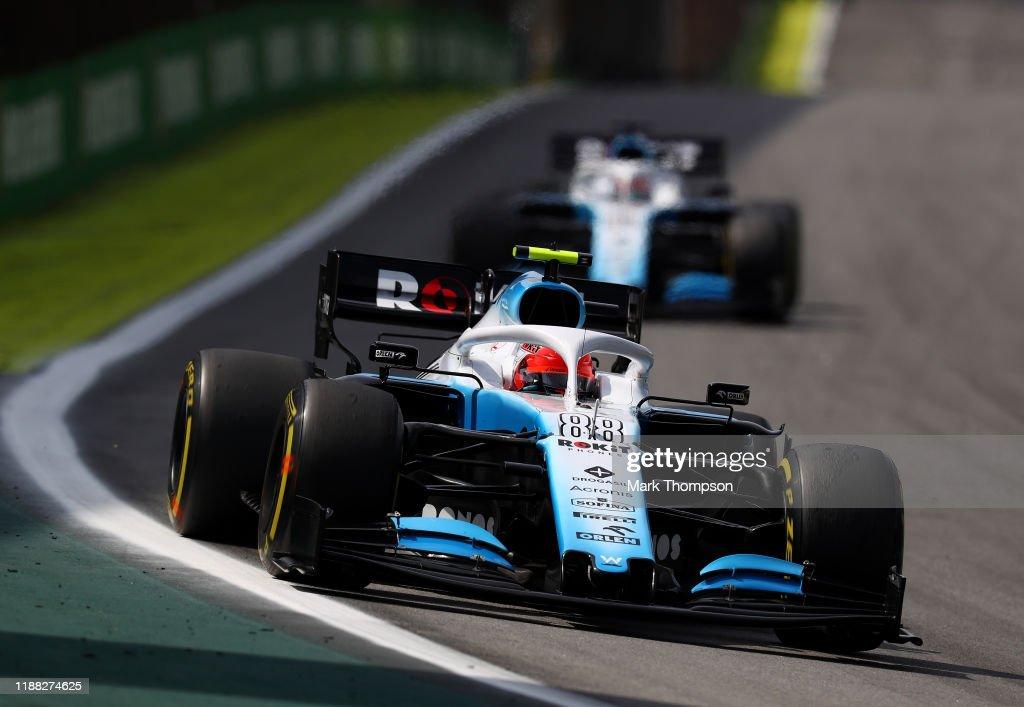 F1 Grand Prix of Brazil : News Photo