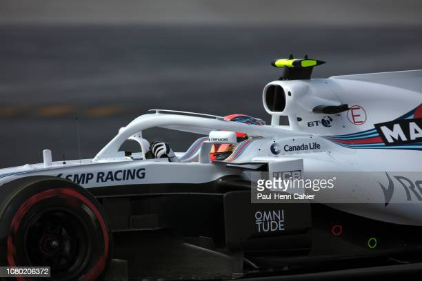 Robert Kubica WilliamsMercedes FW41 Grand Prix of Spain Circuit de BarcelonaCatalunya 13 May 2018 After eight years away from Formula 1 following his...