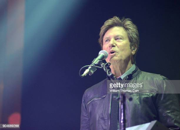 Robert Lamm of the rock band Chicago performs at Xcite Center at Parx Casino on January 13 2018 in Bensalem Pennsylvania The band was the first to...