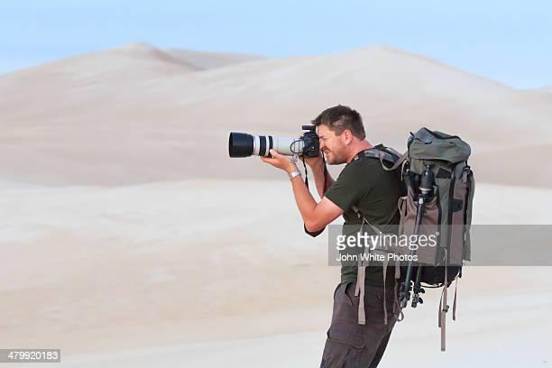 Robert Lang Australian photographer. Australia.