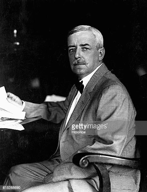 Robert Lansing founded the American Journal of International Law in 1907 He served as US Secretary of State from 19151920