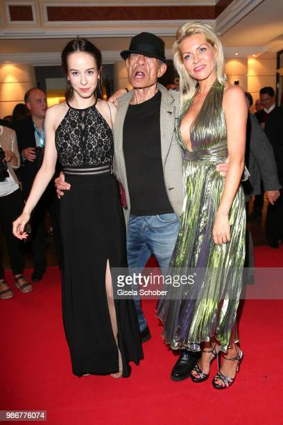 Robert Lembke during the opening night of the Munich Film Festival 2018 reception at Hotel Bayerischer Hof on June 28 2018 in Munich Germany
