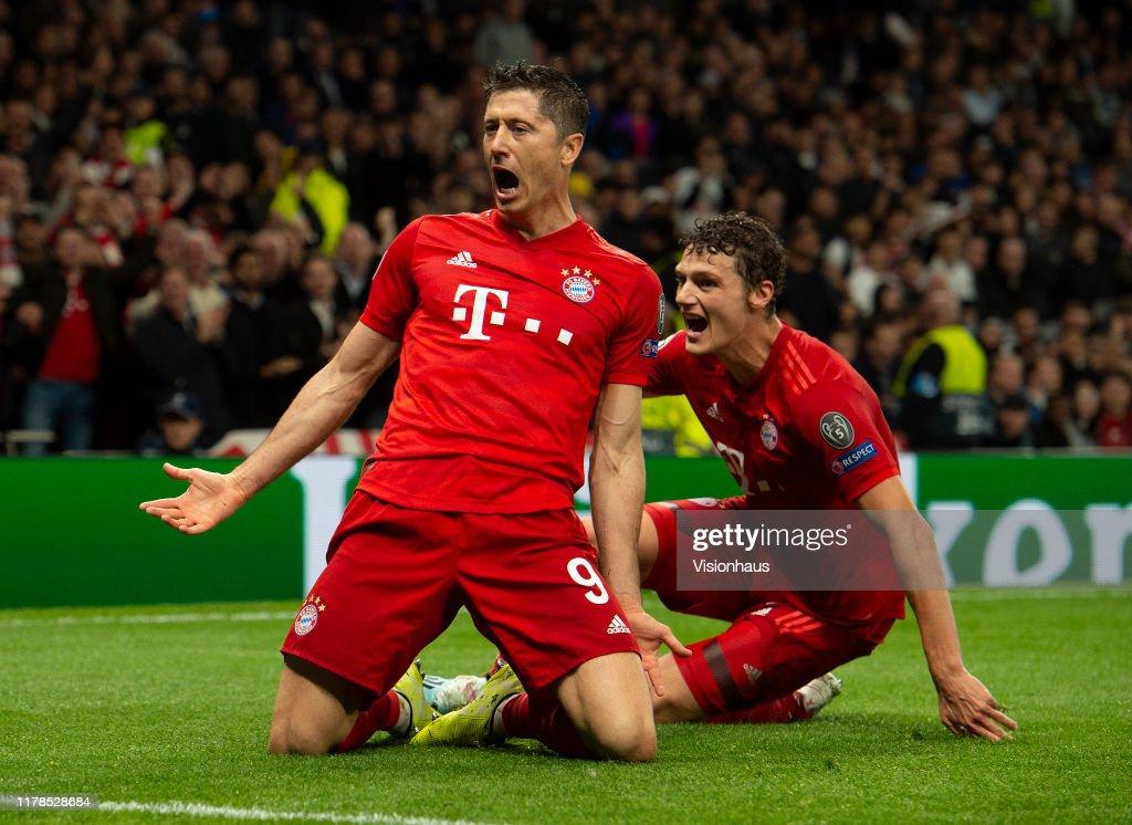 Tottenham Hotspur v Bayern Munchen: Group B - UEFA Champions League : News Photo