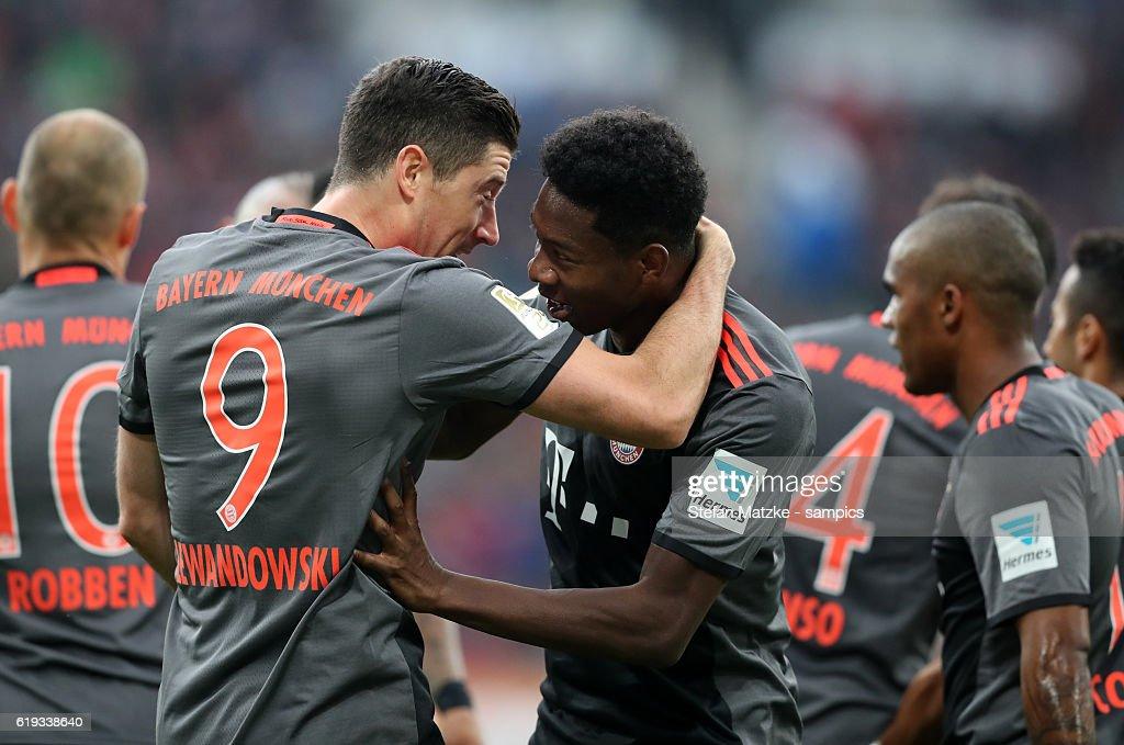 FC Augsburg v Bayern Muenchen - Bundesliga : News Photo