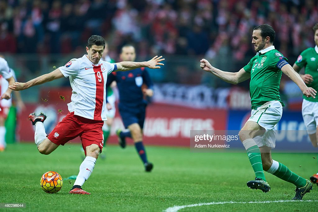 Poland v Republic of Ireland - UEFA EURO 2016 Qualifier : News Photo