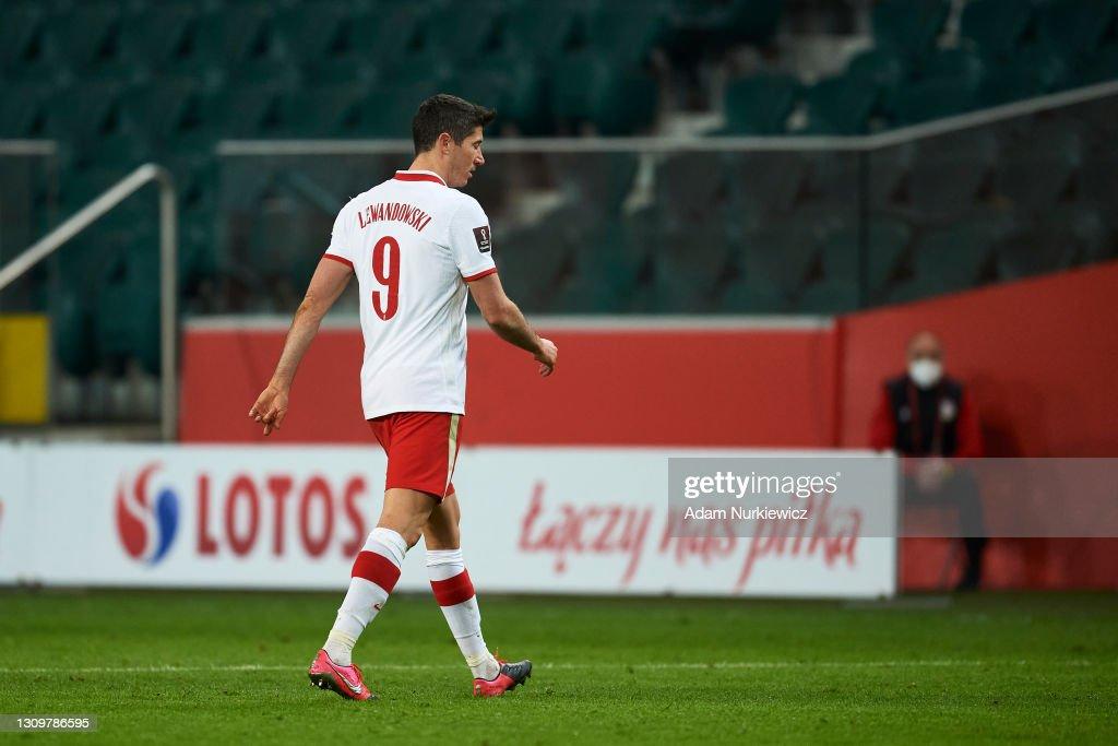 Poland v Andorra - FIFA World Cup 2022 Qatar Qualifier : News Photo