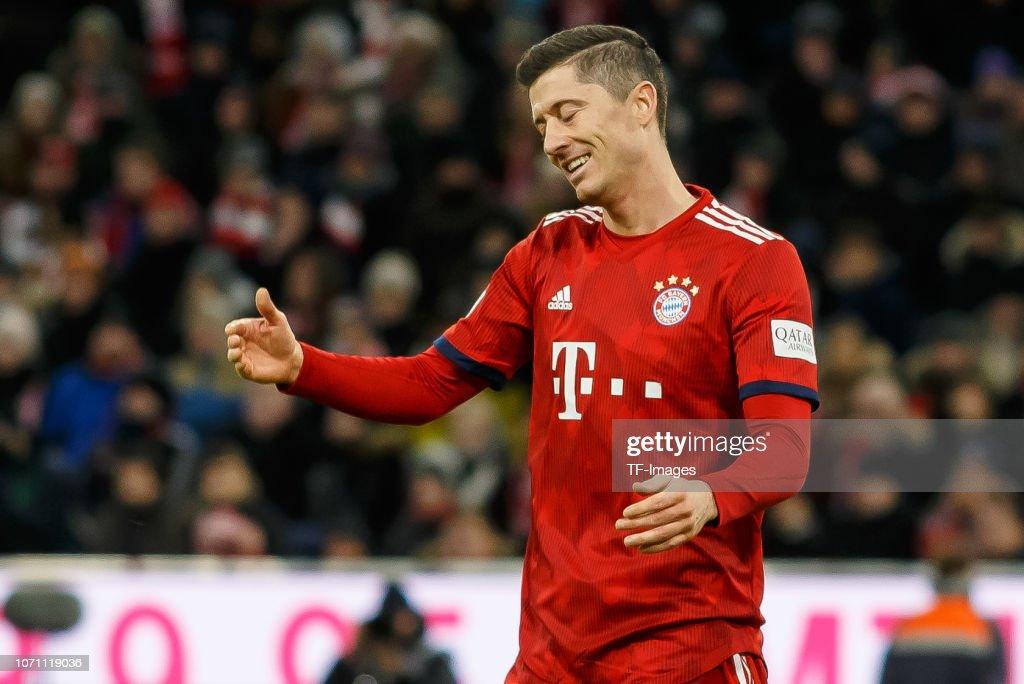 FC Bayern Muenchen v 1. FC Nuernberg - Bundesliga : News Photo