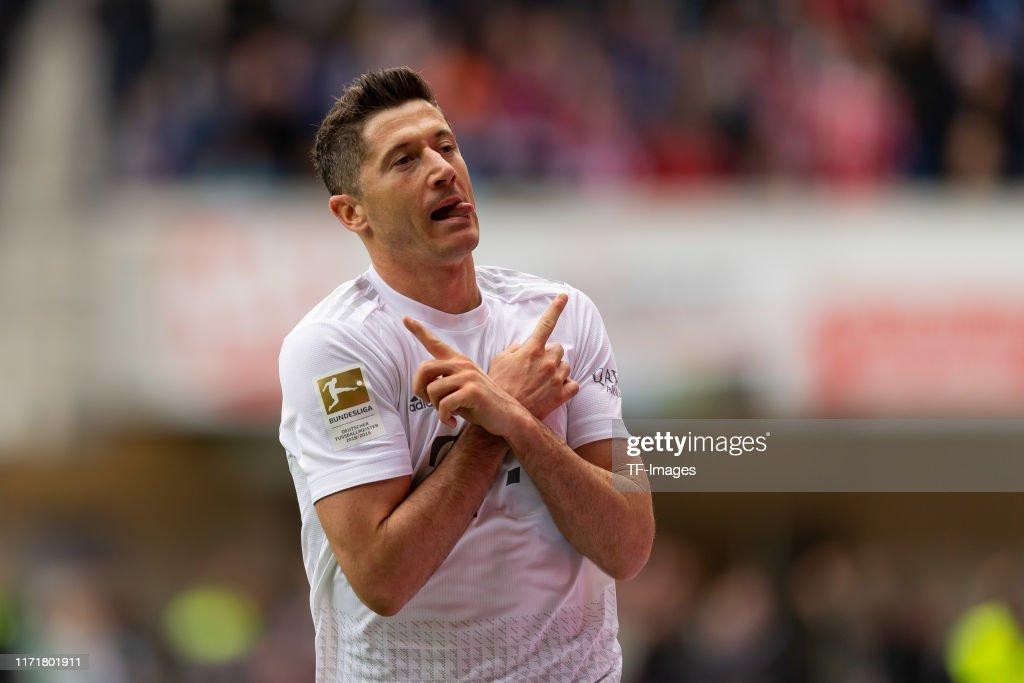 SC Paderborn 07 v FC Bayern Muenchen - Bundesliga : News Photo