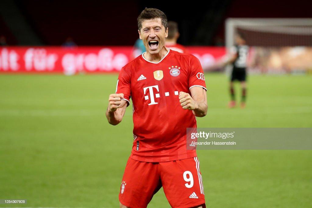 Bayer 04 Leverkusen v FC Bayern Muenchen - DFB Cup Final : News Photo