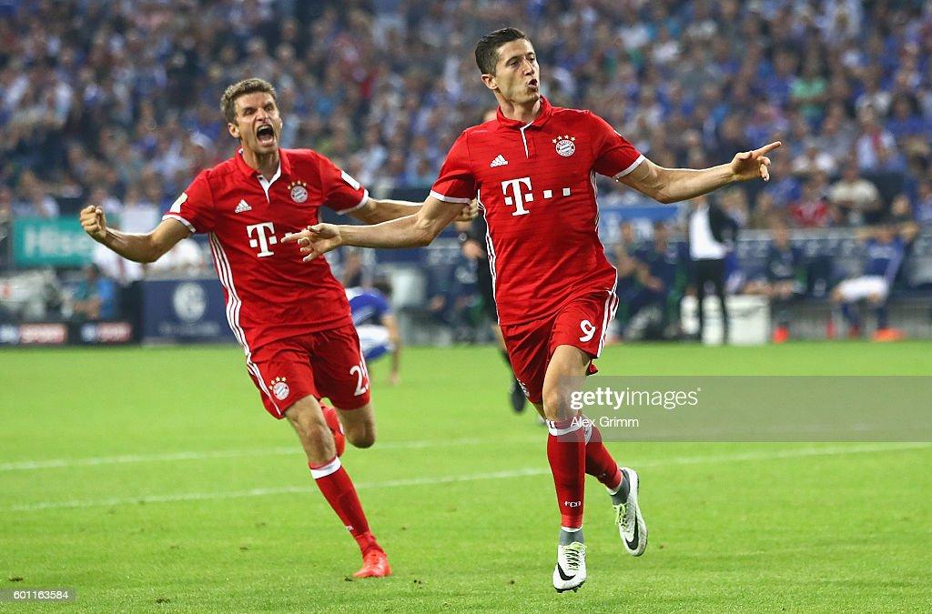 FC Schalke 04 v Bayern Muenchen - Bundesliga : News Photo