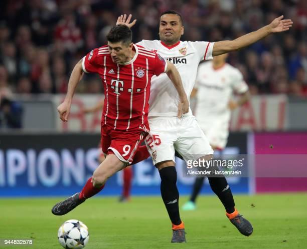 60 Foto e immagini di Bayern Muenchen V Sevilla Fc Uefa ...