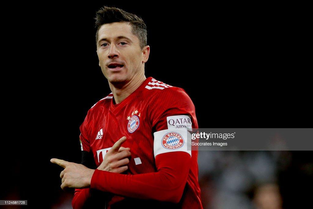 Bayern Munchen v Schalke 04 - German Bundesliga : News Photo