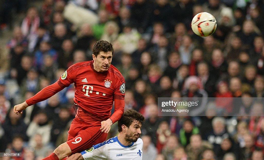 Bayern Munich vs SV Darmstadt 98 : News Photo