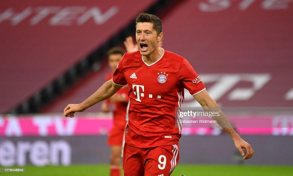 FC Bayern Muenchen v Hertha BSC - Bundesliga : News Photo