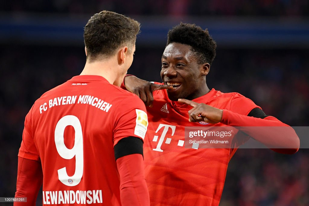 FC Bayern Muenchen v SC Paderborn 07 - Bundesliga : ニュース写真