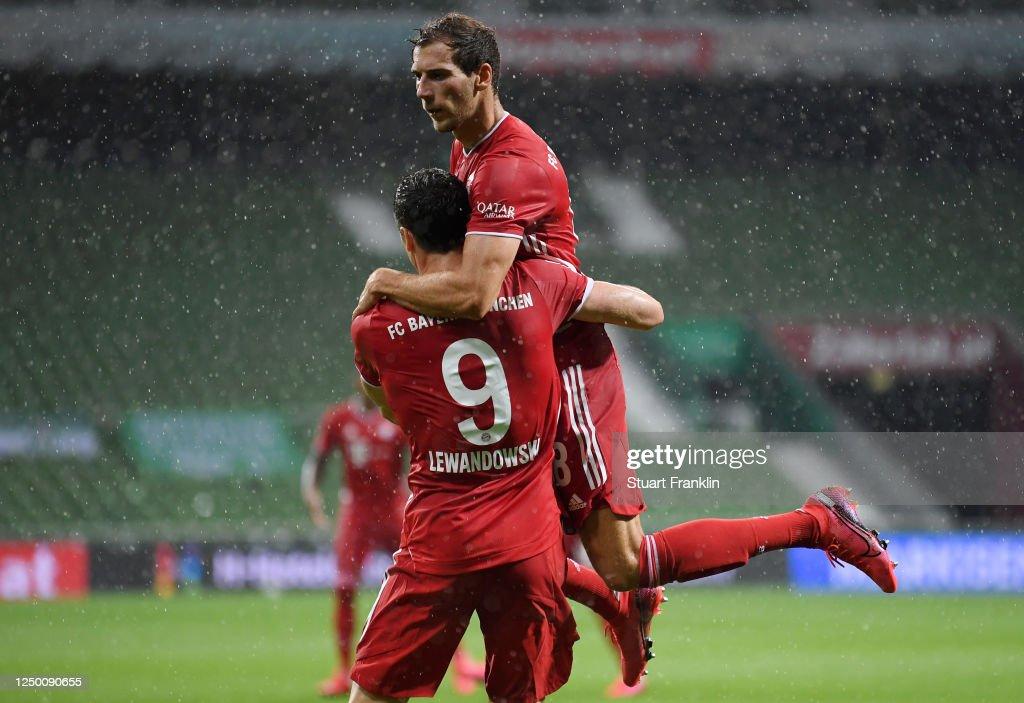 SV Werder Bremen v FC Bayern Muenchen - Bundesliga : News Photo