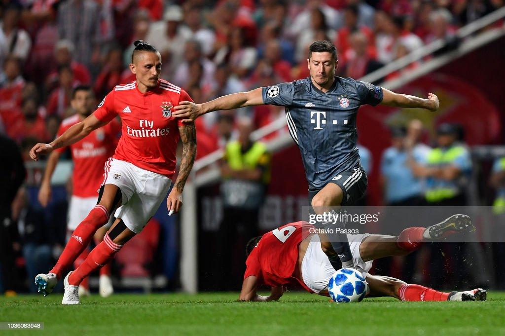 SL Benfica v FC Bayern Muenchen - UEFA Champions League Group E : News Photo