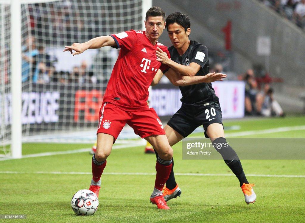 Eintracht Frankfurt v Bayern Muenchen - DFL Supercup 2018 : News Photo