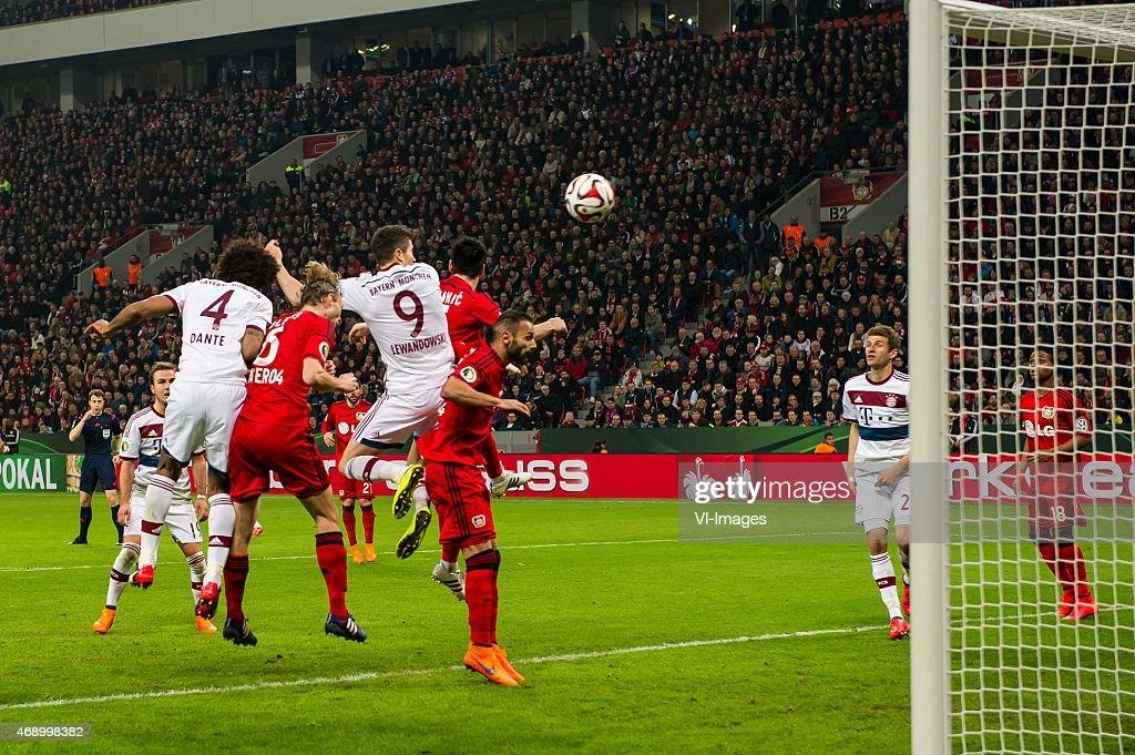 """DFB Pokal - """"Bayer 04 Leverkusen v Bayern Munich"""" : News Photo"""