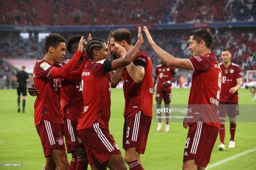 FC Bayern München v 1. FC Köln - Bundesliga : News Photo