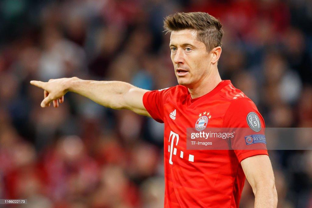 Bayern Muenchen v Crvena Zvezda: Group B - UEFA Champions League : News Photo