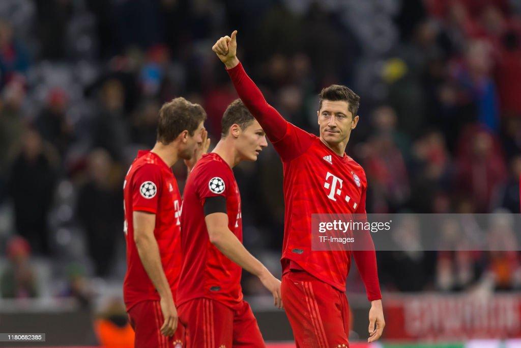 Bayern Muenchen v Olympiacos FC: Group B - UEFA Champions League : News Photo