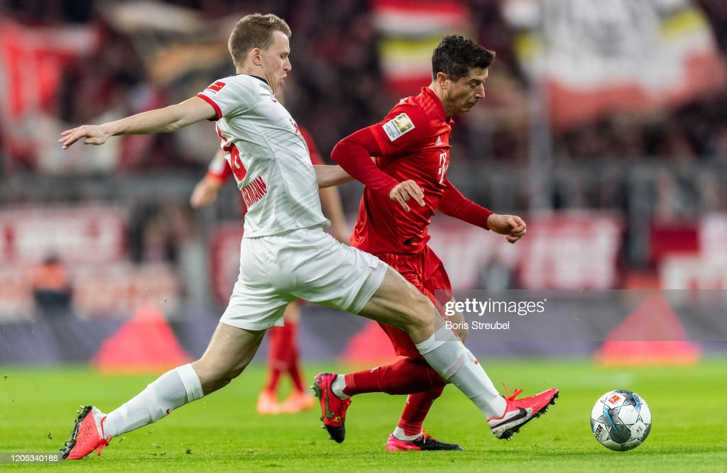 FC Bayern Muenchen v RB Leipzig - Bundesliga : News Photo
