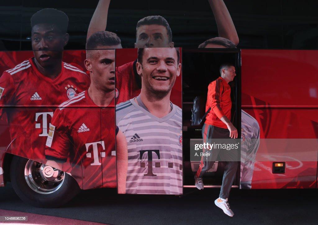 FC Bayern Muenchen v Borussia Moenchengladbach - Bundesliga : Nachrichtenfoto