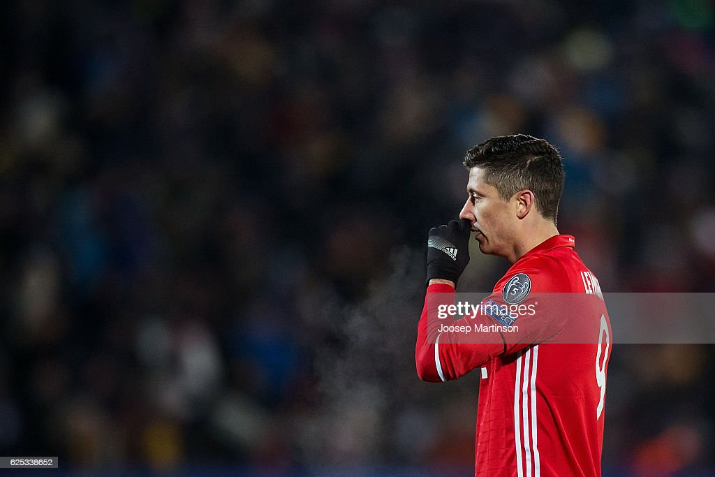 FC Rostov v FC Bayern Muenchen - UEFA Champions League : News Photo