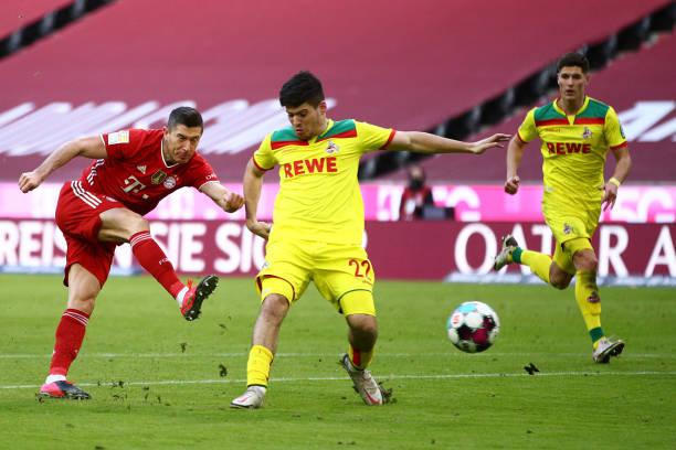 DEU: FC Bayern Muenchen v 1. FC Koeln - Bundesliga