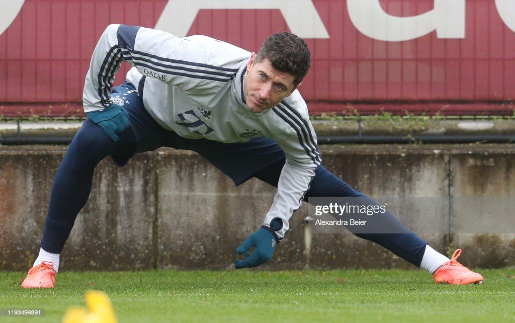 FC Bayern Muenchen - Training Session : News Photo