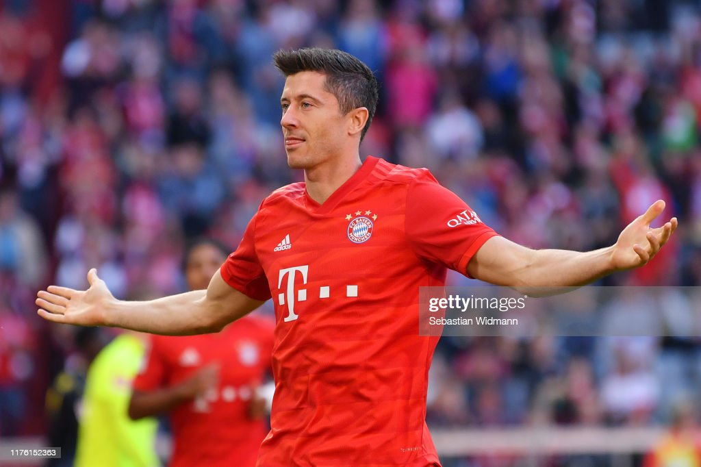 FC Bayern Muenchen v 1. FC Koeln - Bundesliga : News Photo