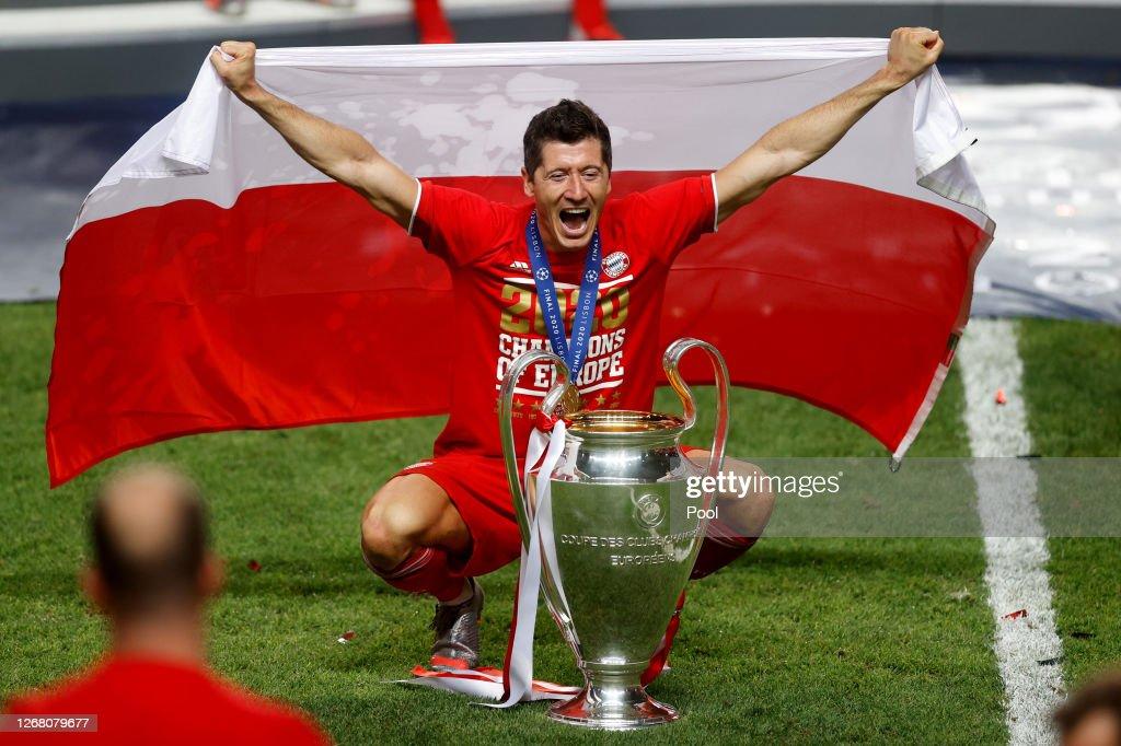 Paris Saint-Germain v Bayern Munich - UEFA Champions League Final : Nieuwsfoto's