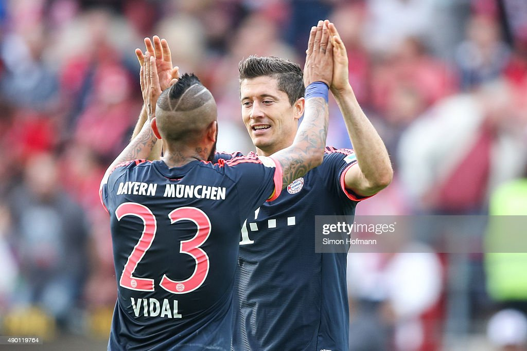 1. FSV Mainz 05 v FC Bayern Muenchen - Bundesliga : News Photo