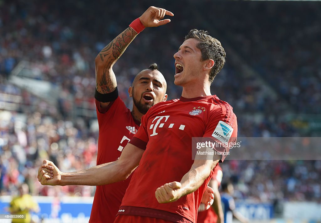 1899 Hoffenheim v FC Bayern Muenchen - Bundesliga : ニュース写真
