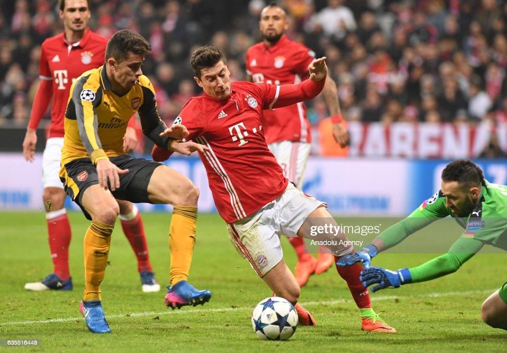 FC Bayern Munich vs Arsenal: UEFA Champions League : News Photo