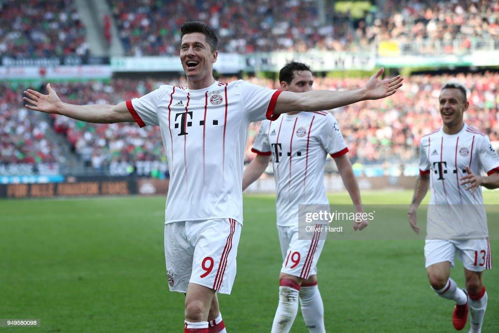 Hannover 96 v FC Bayern Muenchen - Bundesliga : News Photo