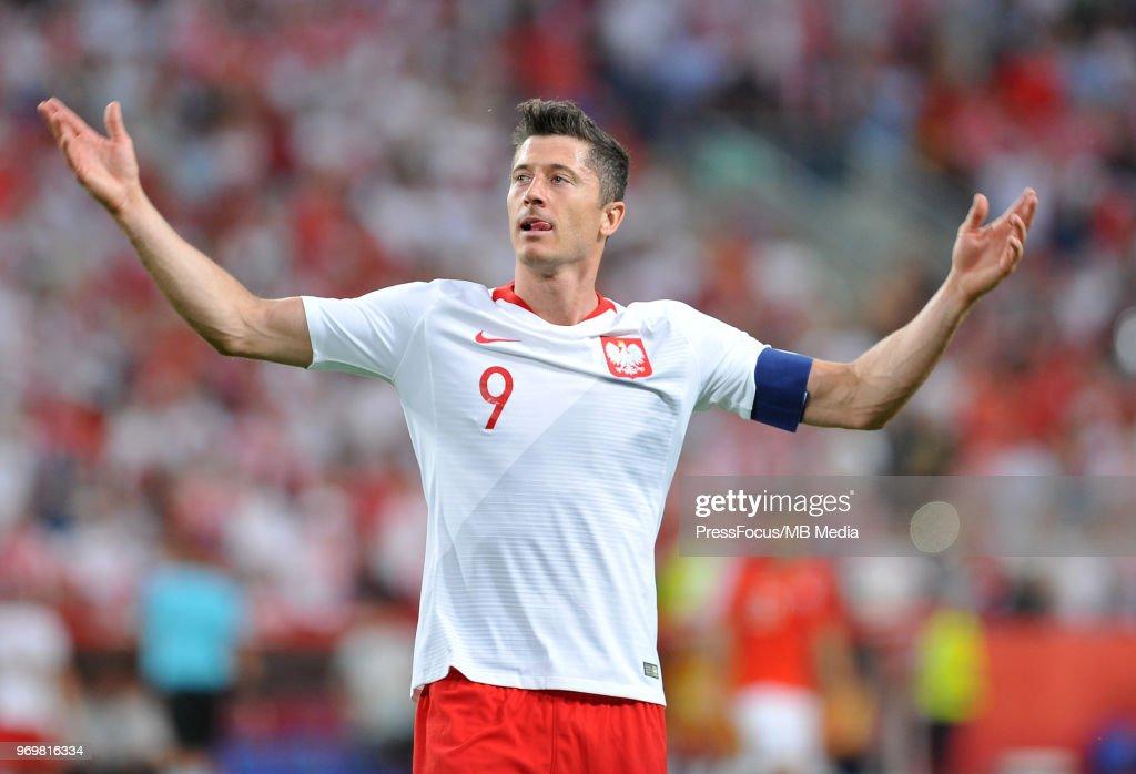 Poland v Chile - International Friendly : ニュース写真