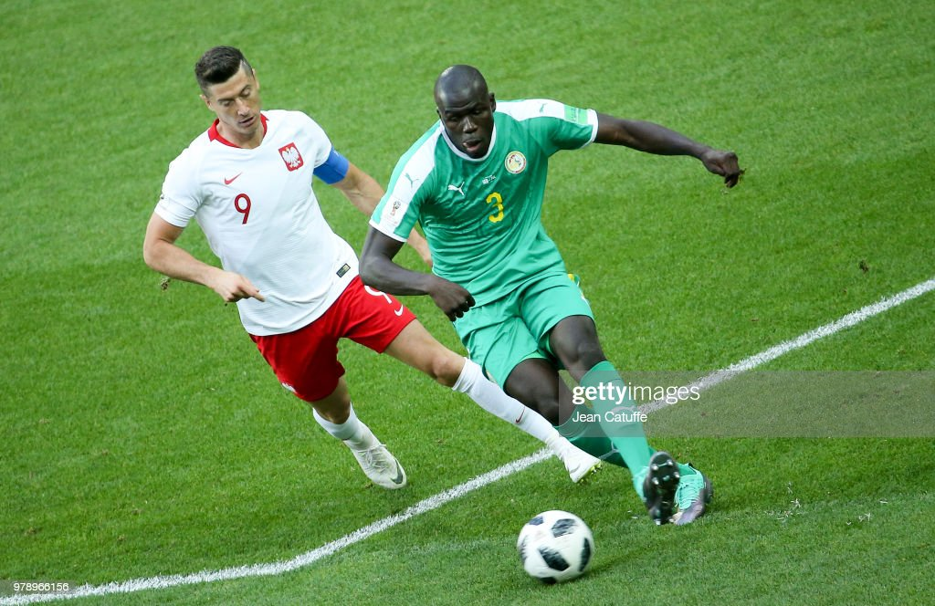 Poland v Senegal: Group H - 2018 FIFA World Cup Russia : ニュース写真