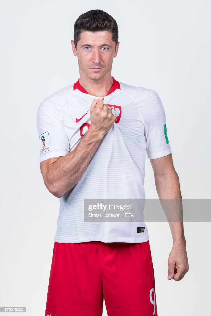 RUS: Poland Portraits - 2018 FIFA World Cup Russia