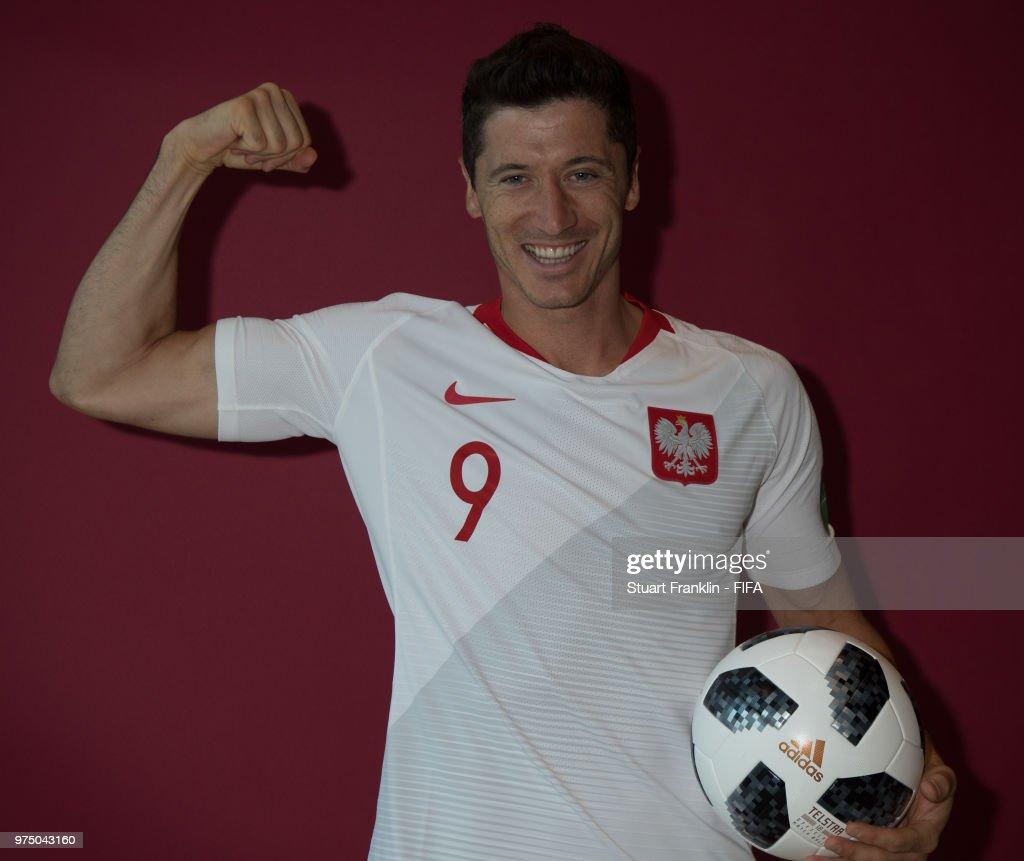 Poland Portraits - 2018 FIFA World Cup Russia