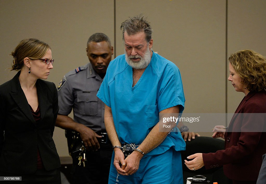 Robert Lewis Dear Charged In Planned Parenthood Attack : News Photo