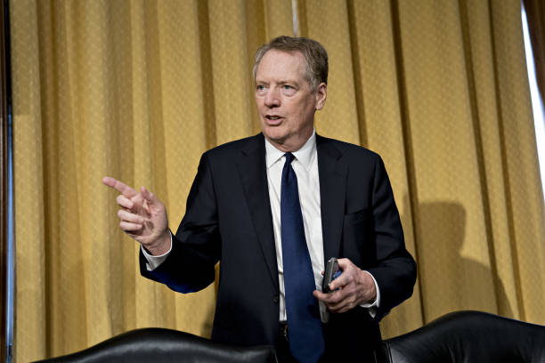 DC: Trade Representative Lighthizer Testifies To Senate Finance Committee On USMCA